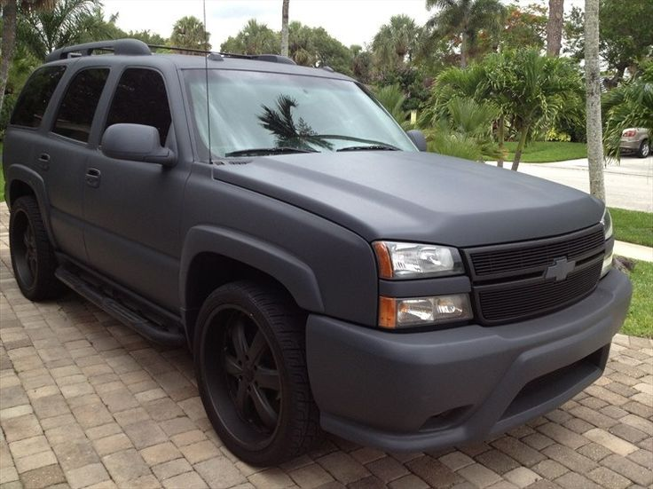This isn't the exact matte gray I want Shawny to paint my ...