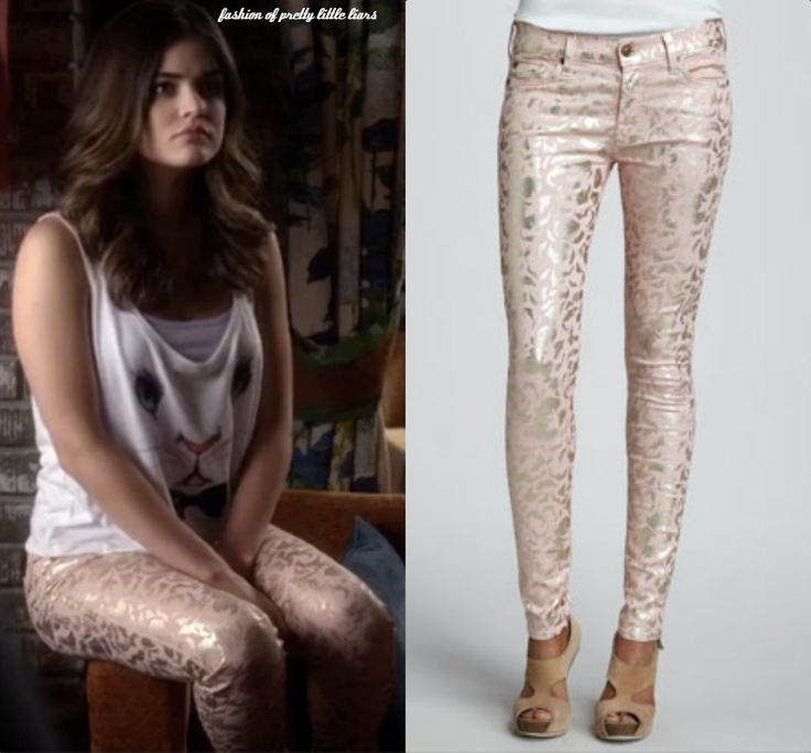 28 Best Pretty Little Liars Outfits Images On Pinterest