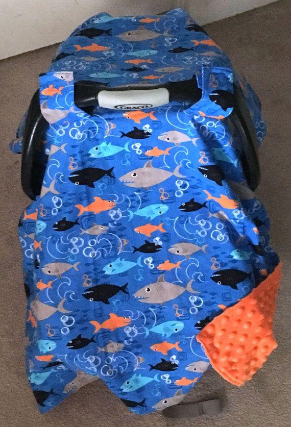Shark Tank Baby Car Seat Cover