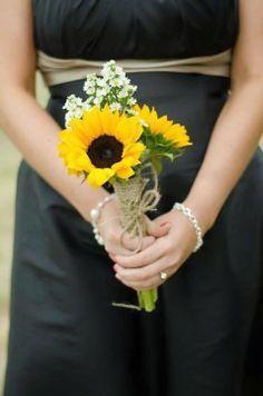 Sunflower Wedding Bo - Florist One  Sunflower Wedding Bouquets | http://simpleweddingstuff.blogspot.com/2014/04/sunflower-wedding-bouquets.html Dream Designs Florist  http://47flowers.info/sunflower-wedding-bo/