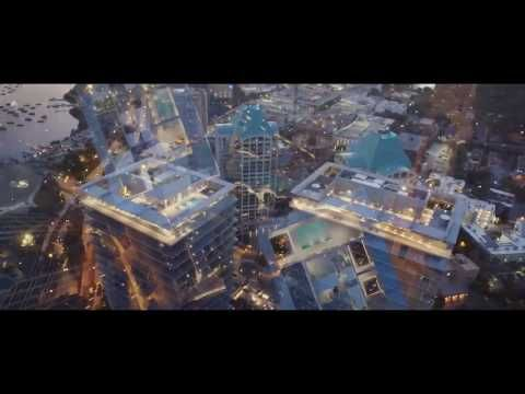 Soar Through BIG's Twisting Miami Towers the Grove at Grand Bay in This Drone Video | Netfloor USA