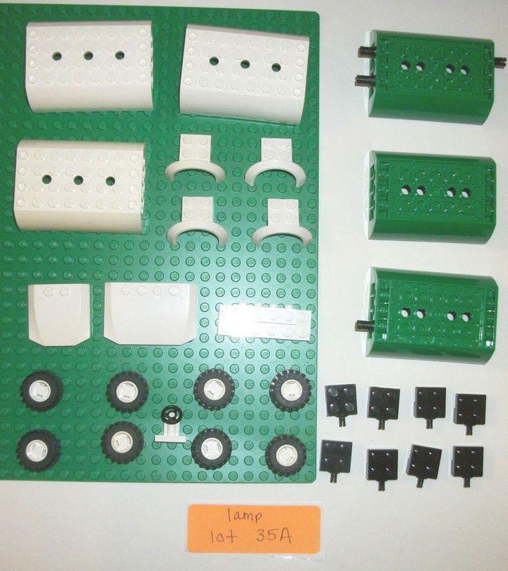 LEGO 45410 87609 50745 4 Sets: 3180 Tank Truck Octan 60016 10198 6211 7897 7611  #LEGO
