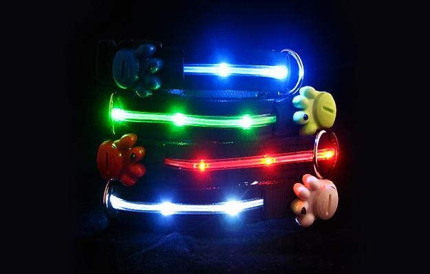 LED dog collarDogs Kids, Led Dogs, Dog Collars, Dogs Stuff, Dogs Fashion, Dogs Collars, Finding Fredo, Puppy'S Dogs, Hot Dogs