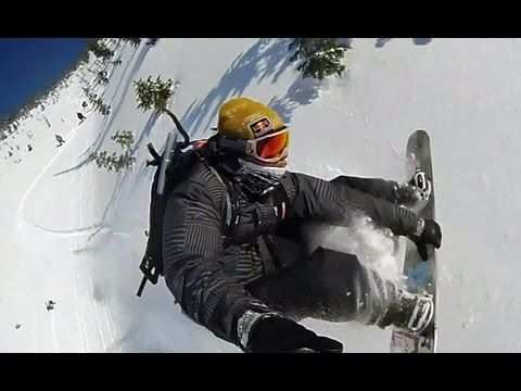 Travis Rice - Snowboarding To The Limit (HD) #Snowboarding #Sports #winter #Extreme www.zephyrtime.com