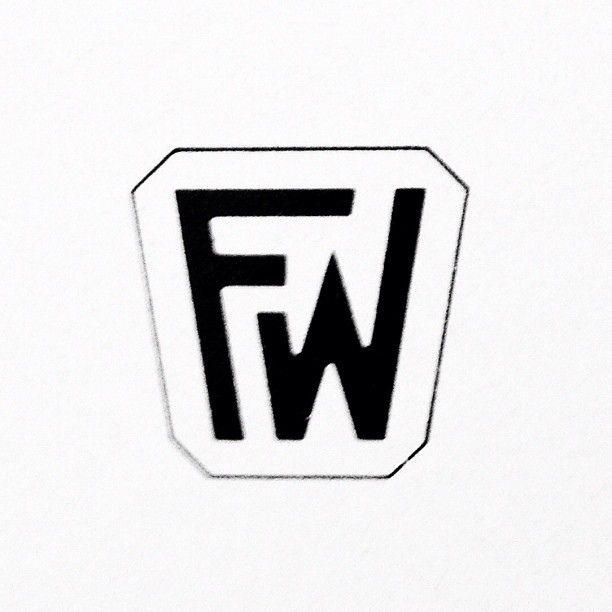 FW Monogram - Vintage Logos