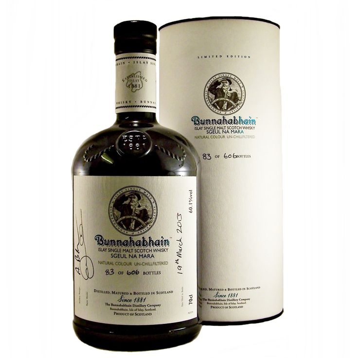 Bunnahabhain Feis Ile 2013 Sgeul Na Mara Single Malt Whisky available to buy online at specialist whisky shop whiskys.co.uk Stamford Bridge York
