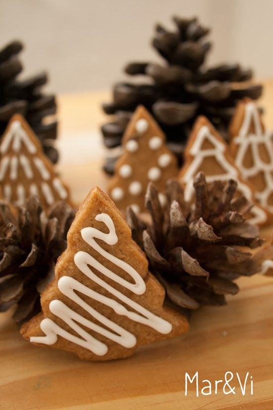 Vi piace preparare i biscotti di natale ? Sono una buona opzione per regalare, che costa poco ed è piena del nostro affetto e l...