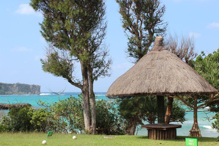 'Manza'beach in Okinawa