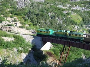 11 Things to Do on Alaska Cruise: Ride the White Pass Railway