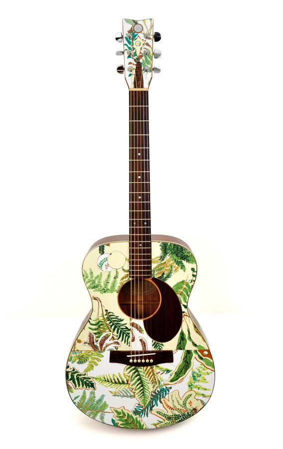 Acoustic Guitar Modified
