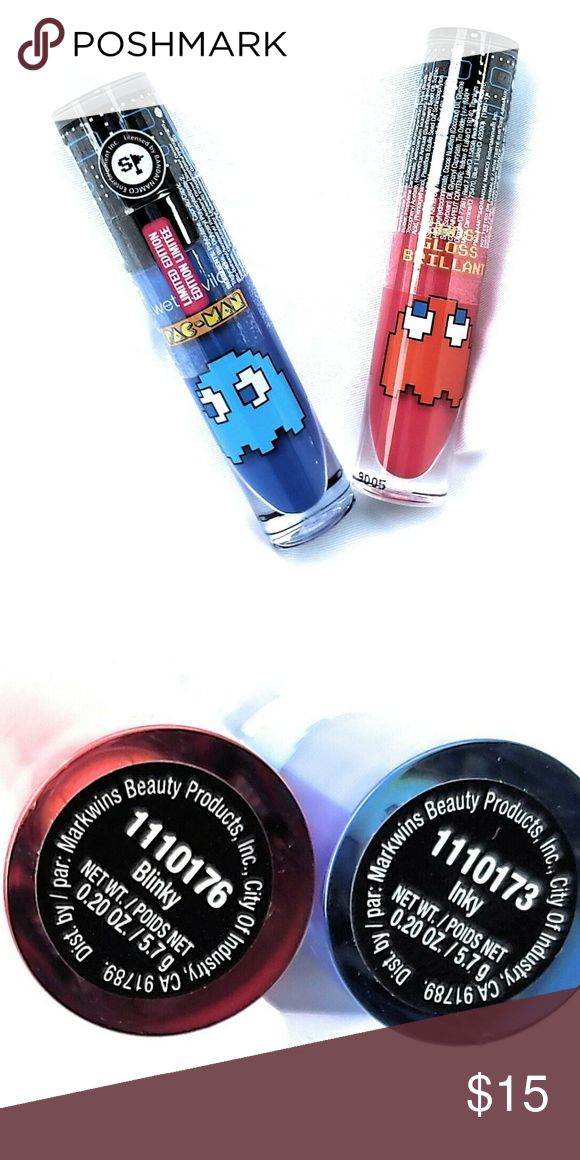 AUTHENTIC Moist N Wild PacMan Ghost Gloss AUTHENTIC LTD Version Moist N Wild PacMan …