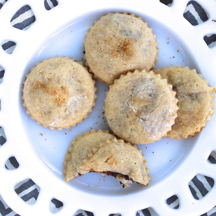 Paleo Baked Chocolate Ravioli – Predominantly Paleo #food #paleo #glutenfree