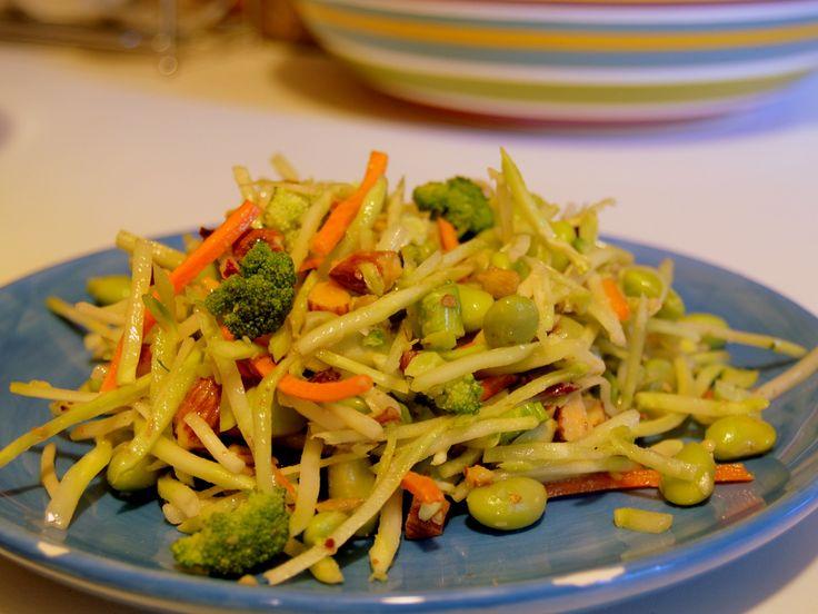 Asian Broccoli Slaw recipe | Weight-loss Recipes ...