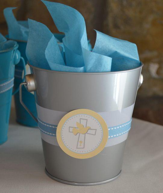 Favors at a Baptism Party #baptism #partyfavors