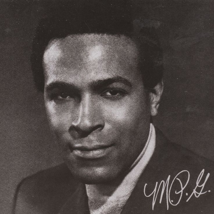 """Marvin Gaye M.P.G. on 180g LP One of the most iconic singers of his generation, Marvin Gaye aka The Prince of Motown, was cited for his """"huge contribution to soul music in general and the Motown Sound"""