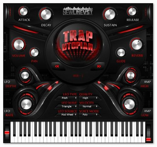 Download NewLineVst Trap Utopian 2 4 1 0 (Win/MacOSX) | Programs and