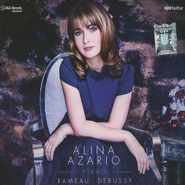 Rameau - Debussy-Alina Azario-A&A Records