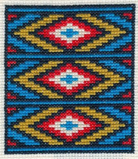 Native Indian Charts - Majida Awashreh - Λευκώματα Iστού Picasa