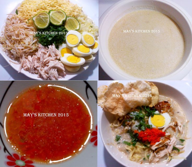 May's Kitchen: MIE KOCLOK