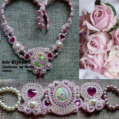 """Romantic Roses"", by Isis Bijoux - Romania"
