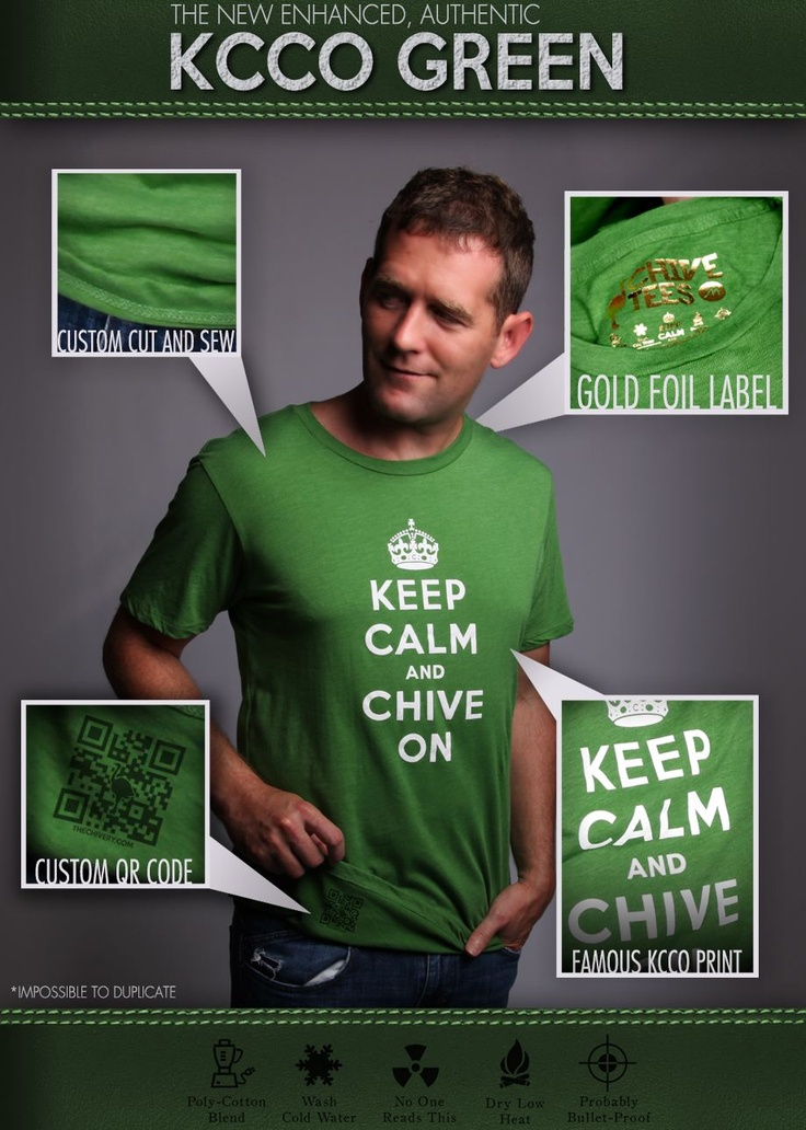 New & Enhanced KCCO t-shirt