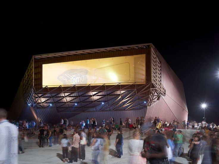 Cathedrals of Music: 7 Contemporary Concert Halls Around the World - Architizer