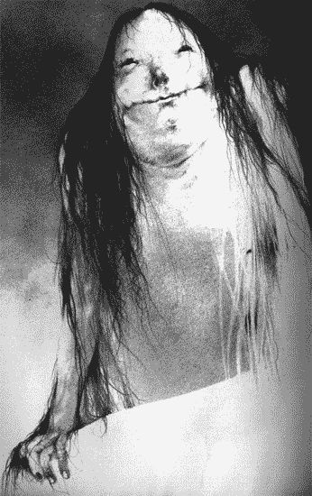Stephen Gammell has got to be the freakiest illustrator in the history of mankind