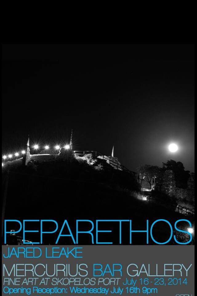 """Peparethos"" by Jared Leake"