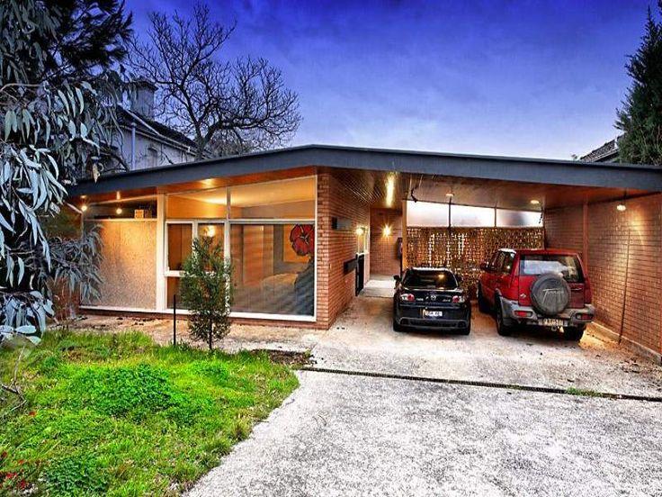 Garage inspiration Redmond Street, Kew, Victoria