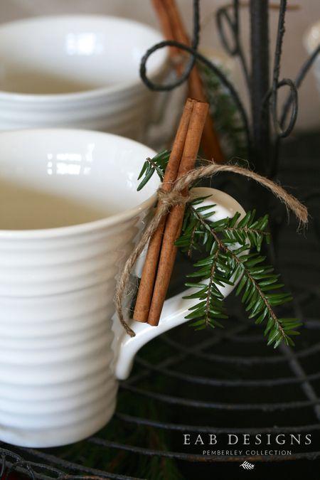 Hot Chocolate / Cider Station