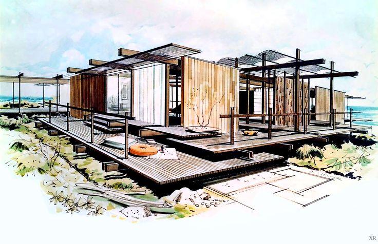 1957 beach house