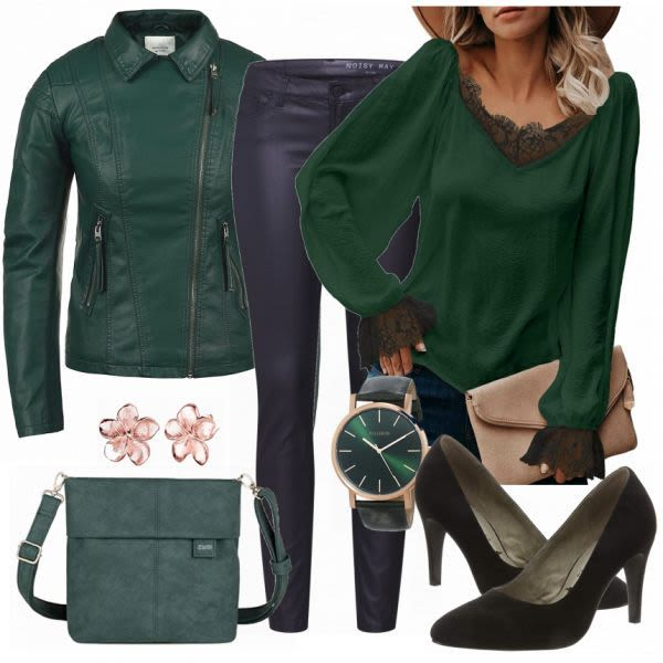 noisy may jeans outfit business outfits bei frauenoutfits de outfit
