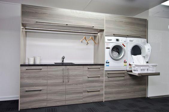 Bildresultat för ikea tvättstuga upphöjd tvättmaskin