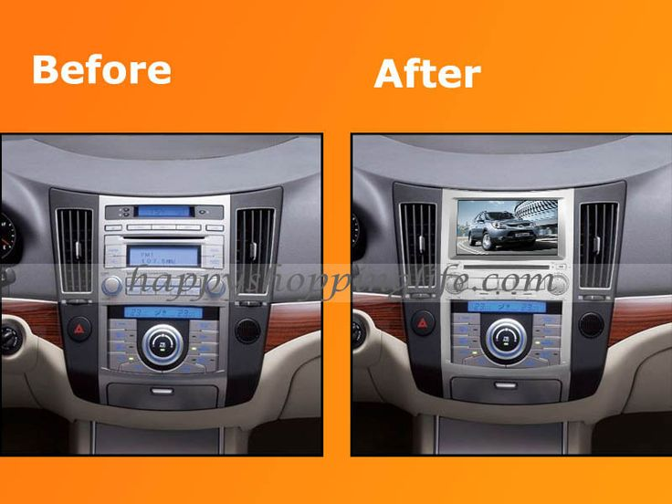 Android Car DVD Player for Hyundai ix55 - GPS Navigation Wifi 3G