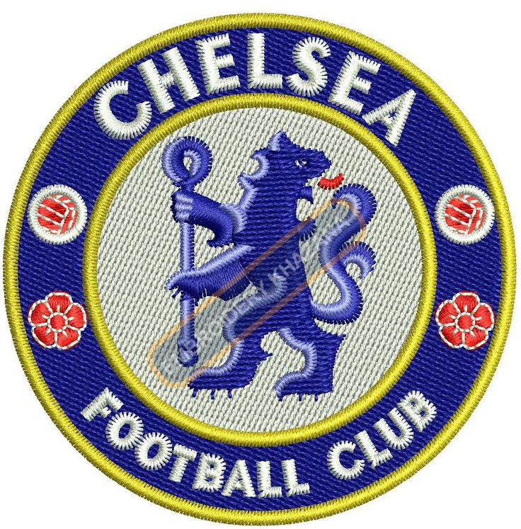 Antique Chelsea CFC Football Club Supporter Soccer Crest