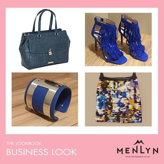 Add colour to your office look with #ParisatMenlyn