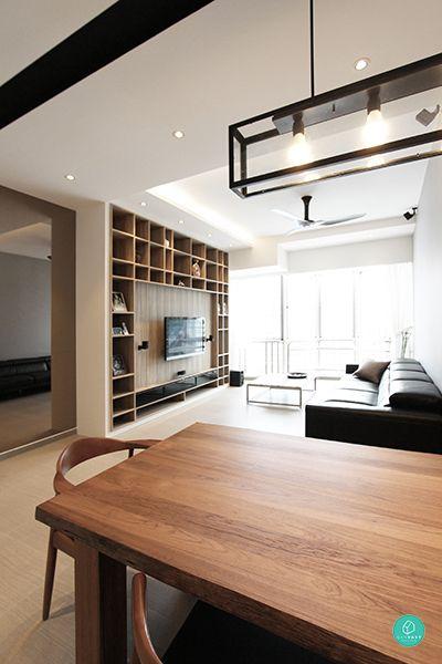 10 charming condo home interior designs in singapore