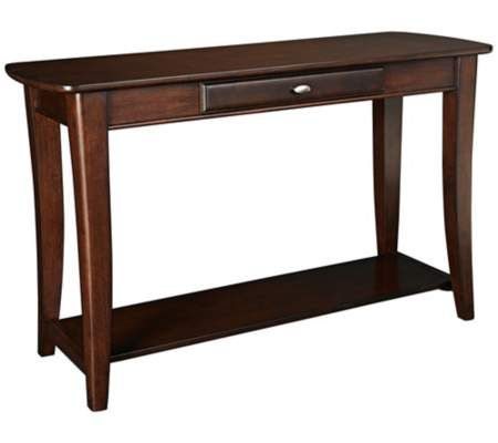 Hammary Enclave Rectangular Console Table   Complement Your Home Decor With  The Hammary Enclave Rectangular Console Table . Well Made From Quality Wood  ... Amazing Ideas