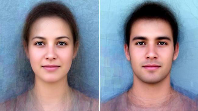 Image result for average australian face