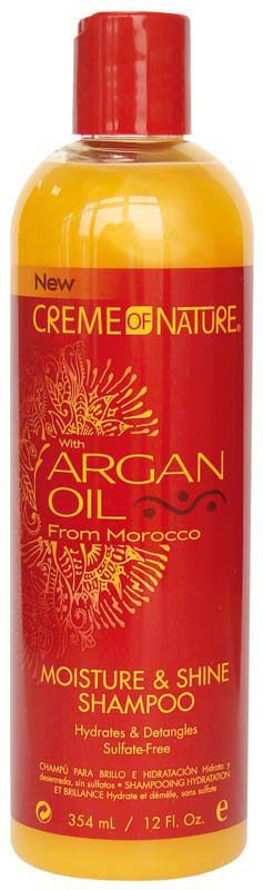 Creme of Nature Argan Oil Moisture & Shine Shampoo 354ml                                                                                                                                                                                 More