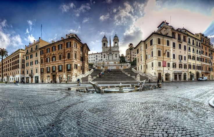 """A WALK IN ROME - 10 PLACES TO VISIT IN A DAY The beginning of a long story, the recalling of a lifetime. A story of love, romance and history. Idressitalian has selected for you 10 amazing places to see in a day in the eternal city. Rome is the cot of curious secrets and fascinating stories. """"She hides to the eyes of dreamers small surprises that touch the heart... I was gazig at a small insignificant bee carved in the stone of the pantheon and I stared at her..."""" Rome, are you able to…"""