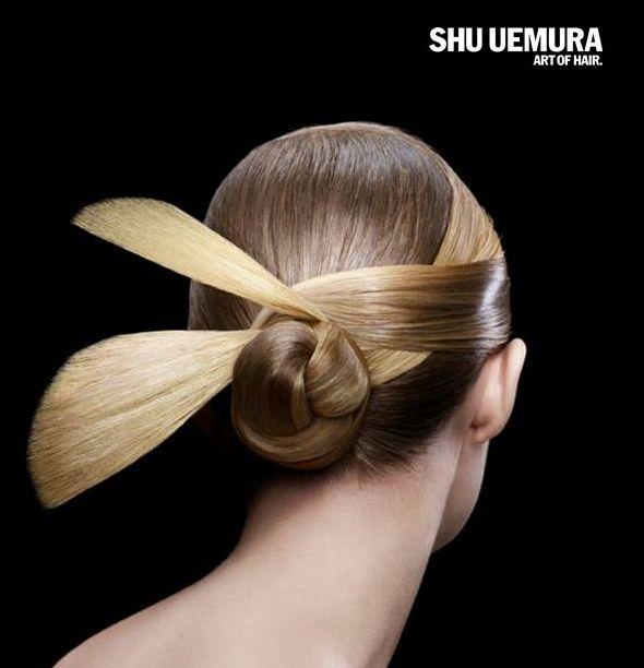 A Milano per lo shooting fotografico che sarà protagonista del book forogtafico Shu Uemura 2014 #hair #blond