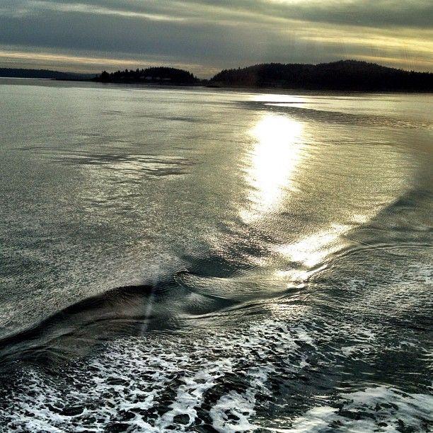 Bainbridge Island.