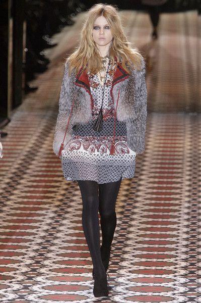 Gucci at Milan Fashion Week Fall 2008 - Runway Photos