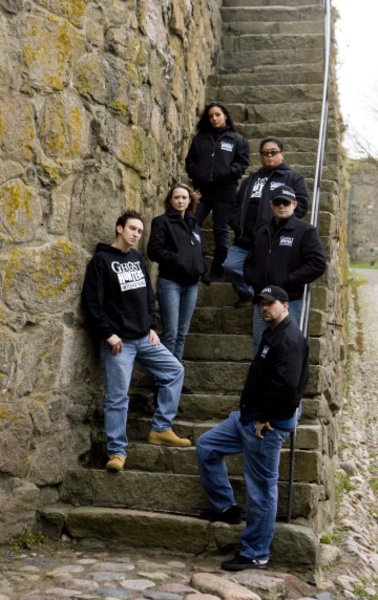 "Cast of ""Ghost Hunters International"""