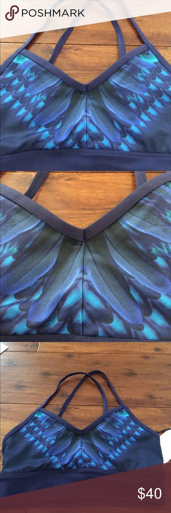 Alo Gypset Goddess Bra Beautiful design! Alo bra! Super cute!! Adjustable straps. ALO Yoga Intimates & Sleepwear Bras