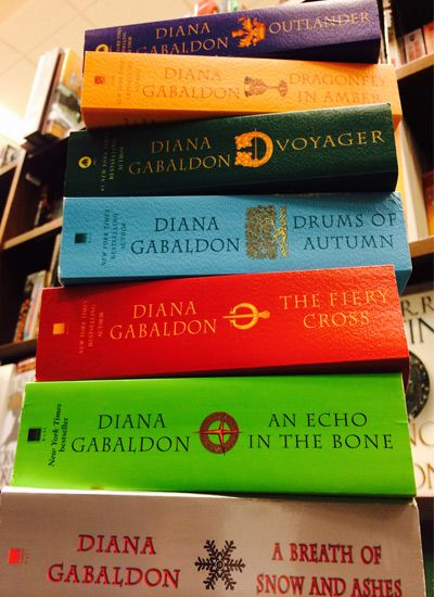 Love Outlander? 5 More Epic Series to Get Lost In