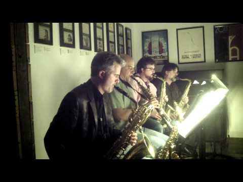 Mostly Monk Music — Reflections The Jasmine Saxophone Quartet Robert...