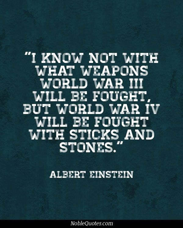 Albert Einstein Quotes | http://noblequotes.com/