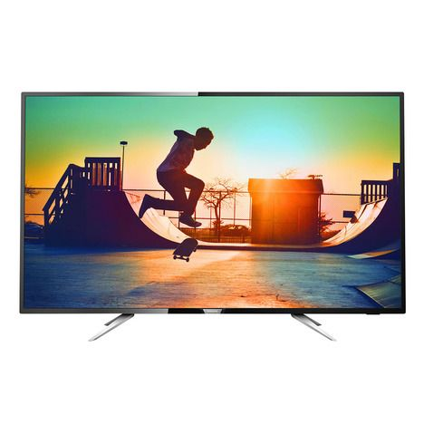 "Smart TV LED 50"" Philips 50PUG6102/78 UHD - 4K 4 HDMI 2 USB Preta"
